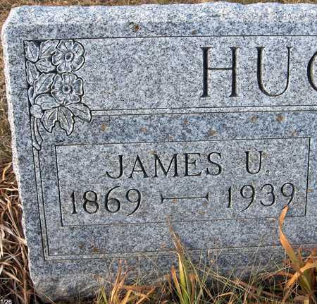 HUGHES, JAMES U. - Clinton County, Iowa | JAMES U. HUGHES