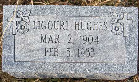 HUGHES, LIGOURI - Clinton County, Iowa | LIGOURI HUGHES