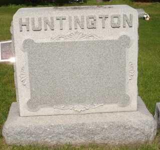 HUNTINGTON, FAMILY - Clinton County, Iowa   FAMILY HUNTINGTON