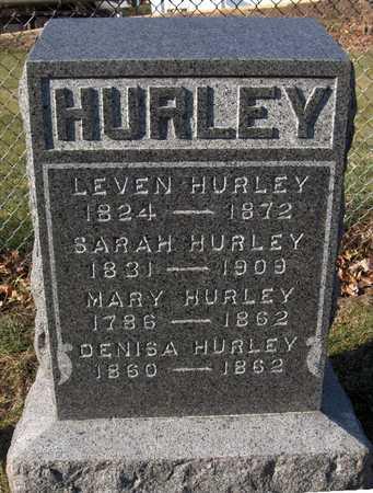 HURLEY, SARAH - Clinton County, Iowa | SARAH HURLEY