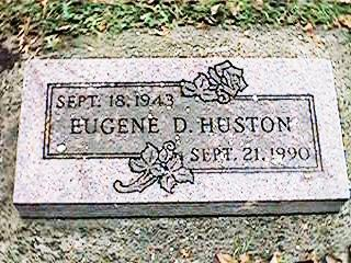 HUSTON, EUGENE D. - Clinton County, Iowa | EUGENE D. HUSTON