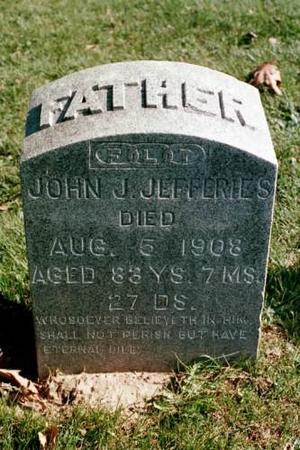 JEFFERIES, JOHN J. - Clinton County, Iowa | JOHN J. JEFFERIES