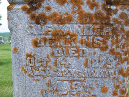 JENKINS, ALEXANDER - Clinton County, Iowa | ALEXANDER JENKINS