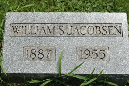 JOBABSEN, WILLIAM S. - Clinton County, Iowa | WILLIAM S. JOBABSEN