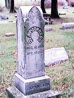 JOHNSON, C. A. - Clinton County, Iowa | C. A. JOHNSON