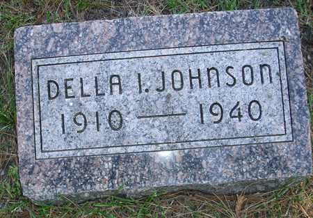 JOHNSON, DELLA I. - Clinton County, Iowa | DELLA I. JOHNSON