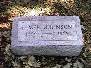JOHNSON, ELMER - Clinton County, Iowa | ELMER JOHNSON