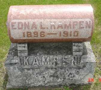 KAMPEN, EDNA L. - Clinton County, Iowa | EDNA L. KAMPEN