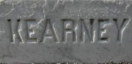KEARNEY, FAMILY MONUMENT - Clinton County, Iowa   FAMILY MONUMENT KEARNEY