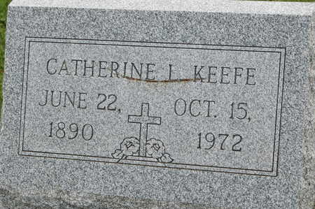 KEEFE, CATHERINE L. - Clinton County, Iowa | CATHERINE L. KEEFE
