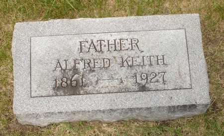 KEITH, ALFRED - Clinton County, Iowa | ALFRED KEITH