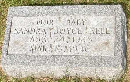 KELL, SANDRA JOYCE - Clinton County, Iowa | SANDRA JOYCE KELL