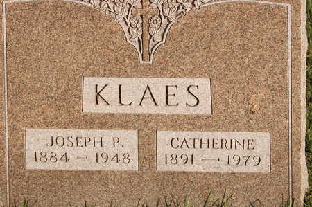 KLAES, CATHERINE - Clinton County, Iowa | CATHERINE KLAES