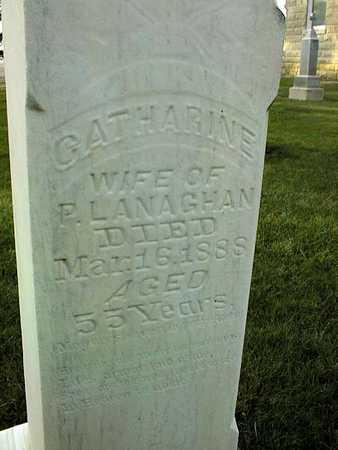 LANAGHAN, CATHARINE - Clinton County, Iowa | CATHARINE LANAGHAN