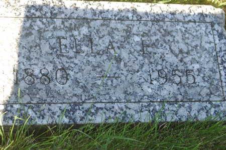 LINDMEIER, ELLA E. - Clinton County, Iowa | ELLA E. LINDMEIER