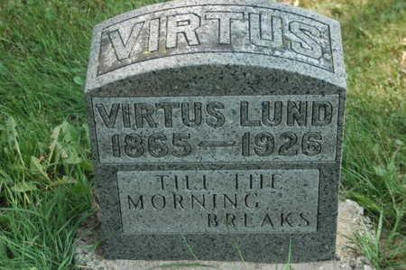 LUND, VIRTUS - Clinton County, Iowa | VIRTUS LUND
