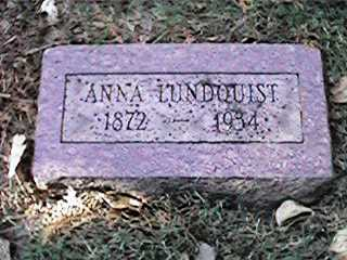 LUNDQUIST, ANNA - Clinton County, Iowa | ANNA LUNDQUIST
