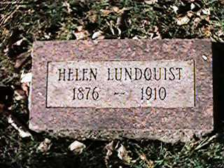 LUNDQUIST, HELEN - Clinton County, Iowa | HELEN LUNDQUIST
