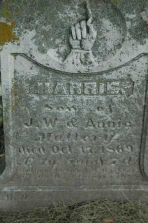 MALLERY, HARRIS - Clinton County, Iowa | HARRIS MALLERY