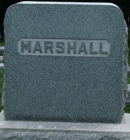 MARSHALL, FAMILY - Clinton County, Iowa | FAMILY MARSHALL