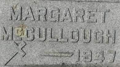 MCCULLOUGH, MARGARET - Clinton County, Iowa | MARGARET MCCULLOUGH