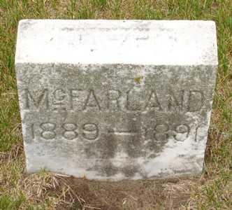 MCFARLAND, HAZEL - Clinton County, Iowa | HAZEL MCFARLAND