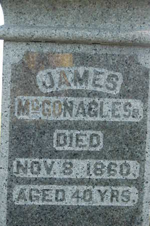 MCGONAGLE, JAMES SR. - Clinton County, Iowa | JAMES SR. MCGONAGLE