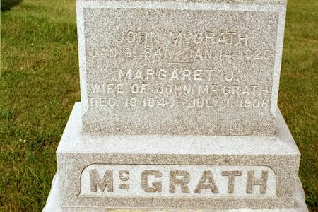 MCGRATH, JOHN - Clinton County, Iowa | JOHN MCGRATH