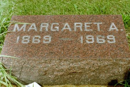 MCGRATH, MARGARET AGNES - Clinton County, Iowa | MARGARET AGNES MCGRATH