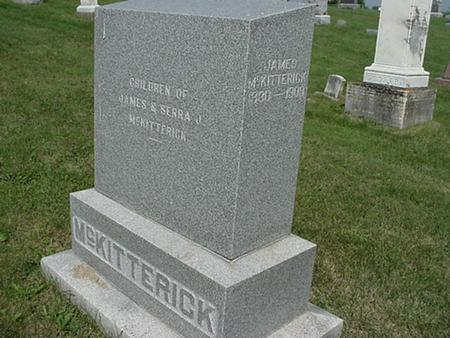 MCKITTERICK, JAMES - Clinton County, Iowa | JAMES MCKITTERICK