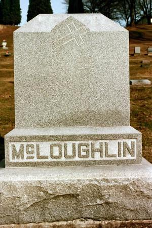 MCLOUGHLIN, FAMILY MONUMENT - Clinton County, Iowa | FAMILY MONUMENT MCLOUGHLIN