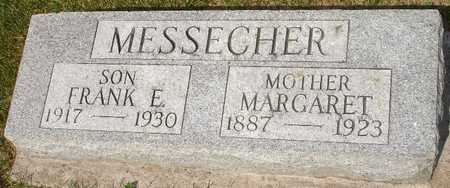 MESSECHER, MARGARET - Clinton County, Iowa | MARGARET MESSECHER