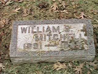 MITCHELL, WILLIAM - Clinton County, Iowa | WILLIAM MITCHELL