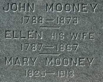 MOONEY, MARY - Clinton County, Iowa | MARY MOONEY