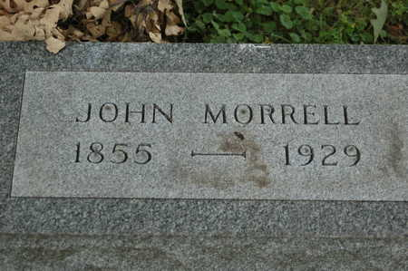 MORRELL, JOHN - Clinton County, Iowa | JOHN MORRELL