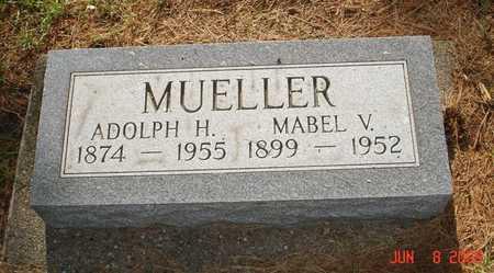 MUELLER, ADOLPH H. - Clinton County, Iowa | ADOLPH H. MUELLER