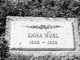 MUHL, EMMA - Clinton County, Iowa | EMMA MUHL