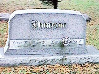 MUNSON, MARY K - Clinton County, Iowa | MARY K MUNSON