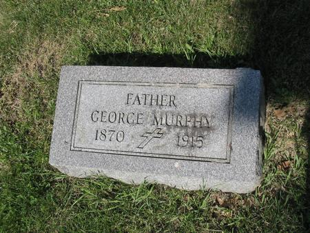 MURPHY, GEORGE - Clinton County, Iowa | GEORGE MURPHY