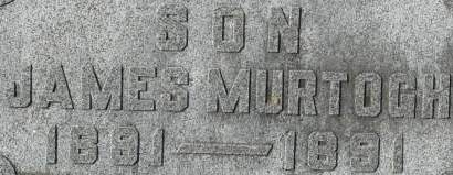 MURPHY, JAMES - Clinton County, Iowa | JAMES MURPHY