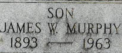 MURPHY, JAMES W. - Clinton County, Iowa | JAMES W. MURPHY