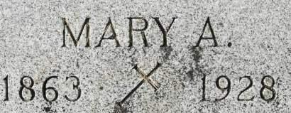 MURPHY, MARY A. - Clinton County, Iowa   MARY A. MURPHY