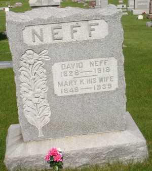 NEFF, MARY K. - Clinton County, Iowa | MARY K. NEFF