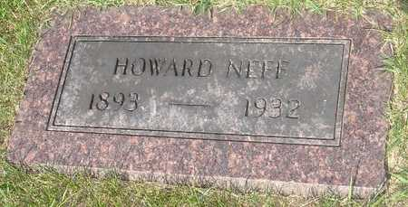 NEFF, HOWARD - Clinton County, Iowa | HOWARD NEFF