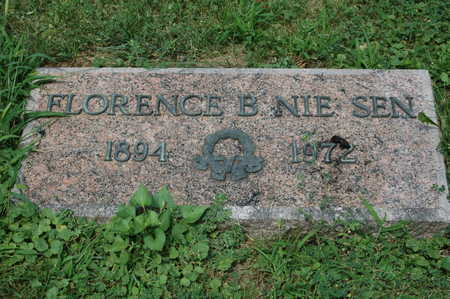 NIELSEN, FLORENCE B. - Clinton County, Iowa | FLORENCE B. NIELSEN