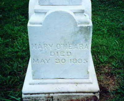 O'MEARA, MARY - Clinton County, Iowa | MARY O'MEARA