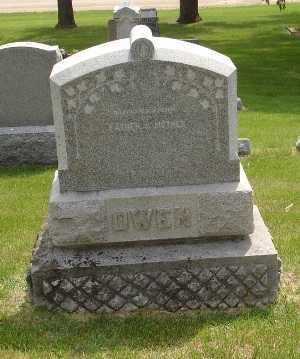 OWEN, FAMILY - Clinton County, Iowa   FAMILY OWEN