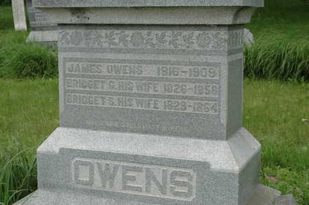 OWENS, JAMES - Clinton County, Iowa | JAMES OWENS