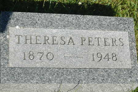 PETERS, THERESA - Clinton County, Iowa | THERESA PETERS