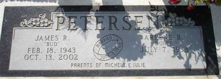 PETERSEN, JAMES R.